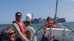Jakob en Lasse in Zeeland