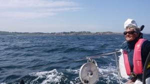 Langs Bretonse kust