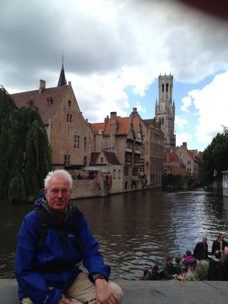 Hans in Brugge