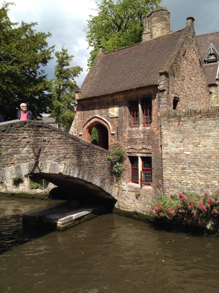 Bruggetje in Brugge