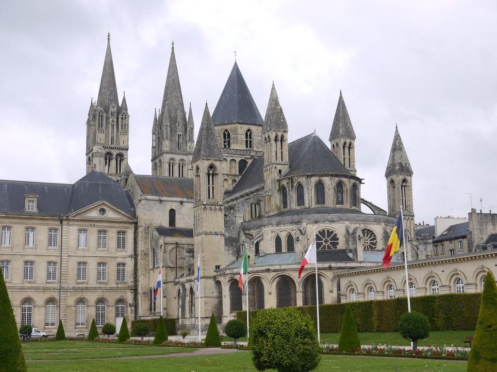 Abbey des Hommes, Caen